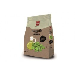 Bruschette Gusto Pesto  100 gr  --   Bottoli