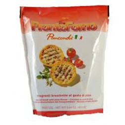 Fragranti bruschette al gusto di pizza 160 gr -- Prontoforno