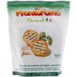 Fragranti bruschette all'aglio e prezzemolo 160 gr  -- Prontoforno